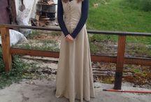 Middelaldertøj - Medieval Clothing