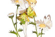 Принцессы диснея в Кимоно
