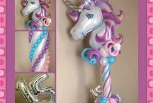 Balloon Unicorn Ideas