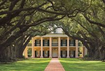 Louisiana Plantations!