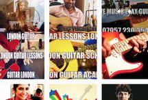 Guitar Academy / London Guitar Academy hires the most qualified guitar teachers in London, based on the highest possible standards in education and experience. Our guitar teachers will help you learn to read music, improve technique, and develop an in-depth understanding of what it means to be a musician in any musical genre you would love to play. http://www.londonguitaracademy.com/%EF%BF%BConline-guitar-lessons-for-beginners-and-experienced-guitarists / by LondonGuitarAcademy