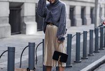 kadın modası sokak