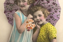luv these vintage photos........ / by Colleen Lemen