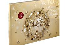 Kosmetik Adventskalender | Beauty / Weihnachtskalender, Weihnachten Kalender, Kosmetik Adventskalender, Christmas Adventskalender, Make-up Adventskalender