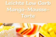 Desserts - Low Carb