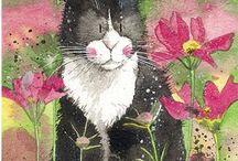 Miss Kitty / by Cindy Deutschendorf