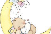 TODO PARA MI BEBÉ / Contiene cosas para hacerle al bebé , desde el baby shower como muñecos etc.