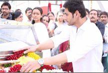 Akkineni Nageswar Rao Condolences Photos