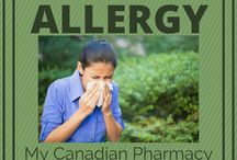 Allergy/Asthma / Allergy/Asthma Board represents you main information about asthma and allergy in pictures. All pictures are informative and bright. You are welcome to get acquainted with them on this exact board. My Canadian Pharmacy makes your life easier by distributing such pictures. Find time and examine them better.