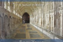 Harry Potter Places Book 3--Snitch-Seeking in Southern England and Wales / Visit Harry Potter Places found in Southern England and Wales!