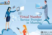 Virtual Number Service Provider In Mumbai / #LeadNXT is the leading #Virtual_Number_Service_provider_in_Mumbai, who have been providing #virtual_number service solutions and come with a live 24 X 7 technical support. Handle #customers' calls professionally to make your business sound more professional. This is going to help you get more customers in the long run.  http://goo.gl/EogAJ7