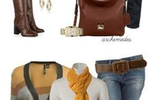 Fall outfits / by Jamie Johnston-Bundy