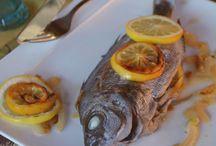 Recettes côté Mer / Recettes de poissons, fruits de mer et plats aux saveurs marines