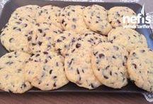 Kek ve kurabiyeler