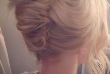 Modern Wedding Hair / Beautiful inspirations for today's modern bride.