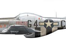 Mustang P-51D Kit Carson