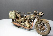 Motory - modele