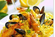 Spanish food & recipes / Typical Spanish recipes. Mediterranean food at its best.