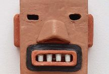 Steve Keister   Ceramic Sculpture / by Mozumbo Contemporary Art