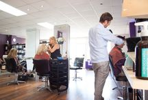 Our Salon - Paradox Hairdressing / Our Hair Salon in Danescourt, Cardiff, Wales.. 1 Rachel Close, Danescourt, Cardiff, CF5 2SH  http://paradoxhairdressing.co.uk/