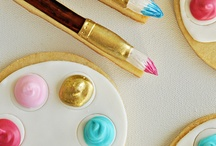 Decorated Cookies / by Suzy Stewart