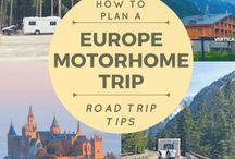 Motorhome Travel Guides