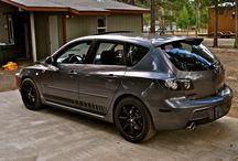 Mazda 3 - 1st Gen