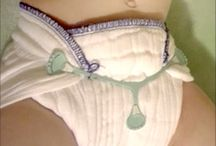 Cloth diapering from Birth till Potty trained / by Aria Moore
