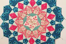 patchwork rosetta