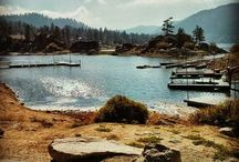 Big Bear Lake / Big Bear Lake will always be my home no matter where I live.
