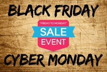 Black Friday & Cyber Monday UK 2015 / Our best deals for for #BlackFriady and #CyberMonday UK 2015