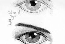 dibujos a lapiz