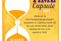 SAGU Time Capsules / by SAGU EDU