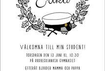 Student - kort