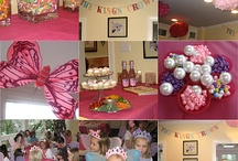 Fancy Nancy Party / by Bridget Malone