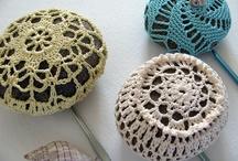crochet ganchillo / by THELMA WADE