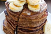 Pancakes and crepes