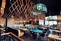 RESTAURANTS & CAFES / design