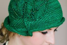CLOCH HATS AND OTHERS - knit
