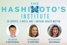 The Hashimoto's Institute / World leaders and experts discuss Hashimoto's in this Free online event September 15 - 22, 2014!  Don't miss it!  #hashimotosinstitute #thehashimotosinstitute #health #hashimotos