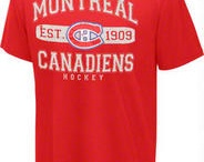Montreal Canadiens / by Chris Michelle Miller Tremblay's