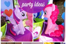 Kami's 2nd birthday party ideas / Birthday party