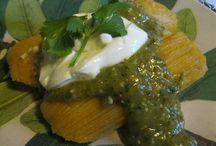 Recipes--mexican / by Patti Nicholson