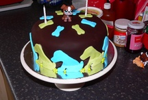 Cake ideas for kids / Just a range of cakes i have made for my childrens birthdays. Very easy to make :) and some cakes that have inspired me :)