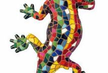 Vitral mosaico