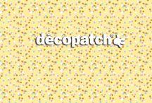 Décopatch-Papiere / Hier findet Ihr unsere Décopatch-Papiere, mit denen Ihr unsere Pappmachés, aber auch andere feste Oberflächen, wie Möbel, Vasen und sogar Fahrräder bekleben und somit verzieren könnt.