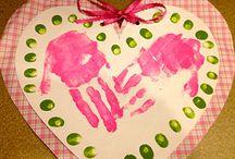 Preschool....Valentines day / by Ellen Gagliardi