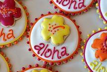 Hawaii Theme Birthday Party