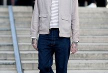 Men's fashionable style