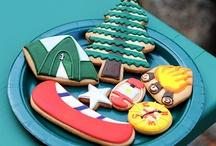 Cookies - Nature / Outdoors / by Tara Breitner Lethbridge